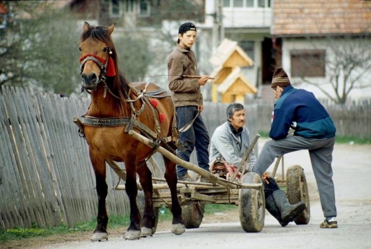 Romania - Bran area 034 - Simon village