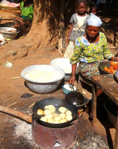 Burkina Faso 034 - Market near Kaya