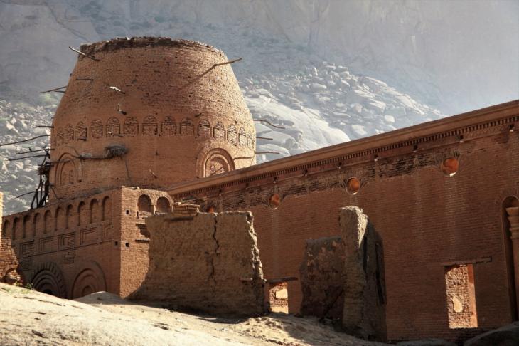Sudan - Kassala 035 - Khatmiyya Hasan tomb