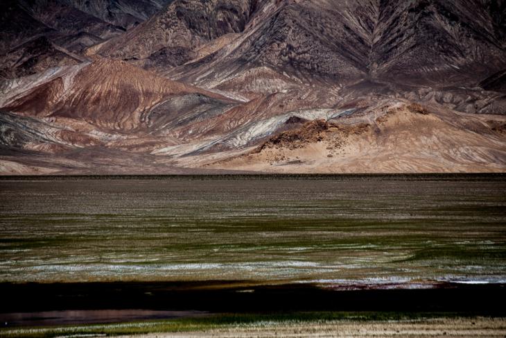Tajikistan 035 - Deviation from the road to Karakul