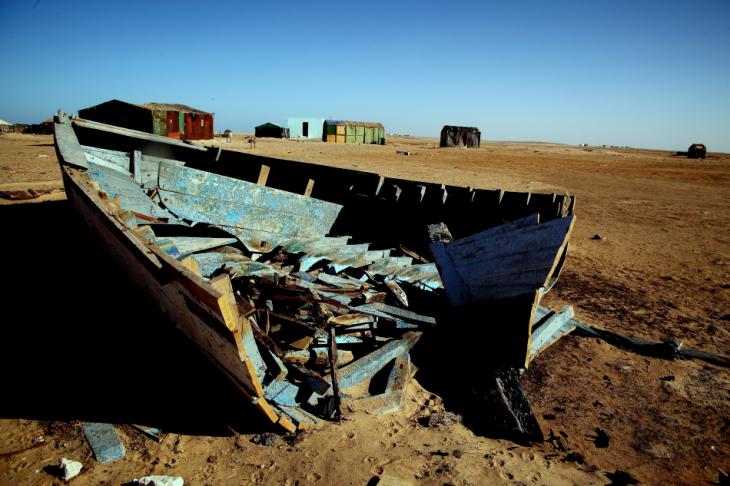 Mauritania 035 - Banc d' Arguin - Cap Iwik