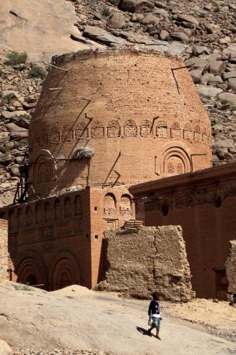 Sudan - Kassala 037 - Khatmiyya Hasan tomb