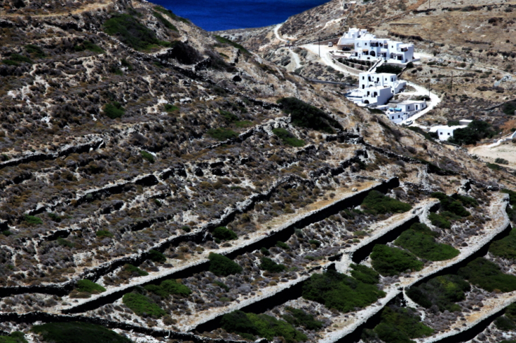 Greece - Folegandros 037 - Agkali from above