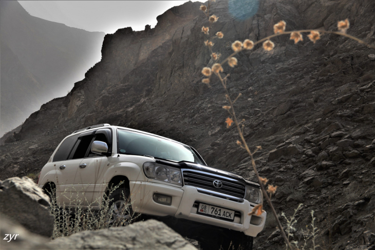 Tajikistan 037 - On the road to Kalaikum