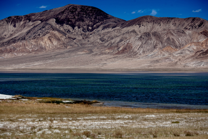 Tajikistan 037 - Deviation from the road to Karakul