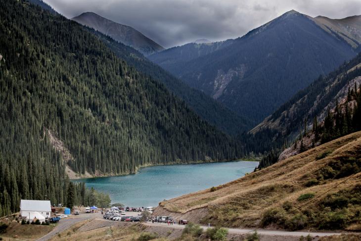 Kazakhstan - Kolsai 037