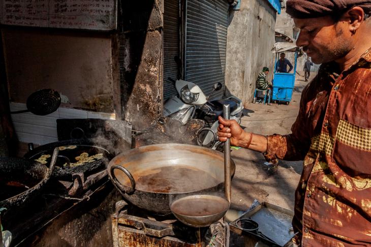 India - Madhya Pradesh - Bhopal 037