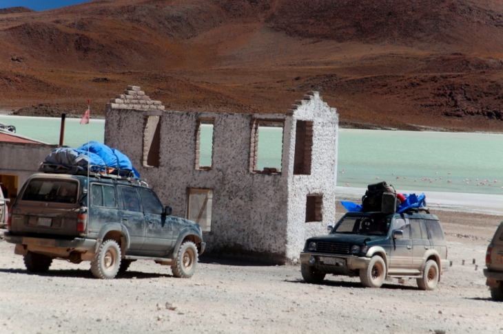 Bolivia - Itinerary Sur Lipez-Tupiza 037 / Laguna Hedionda