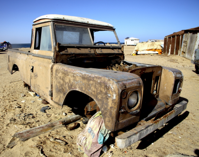 Mauritania 037 - Banc d' Arguin - Cap Iwik