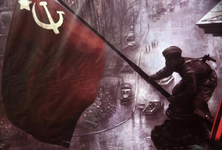 Russia - Ulan Ude 038 - Arbat