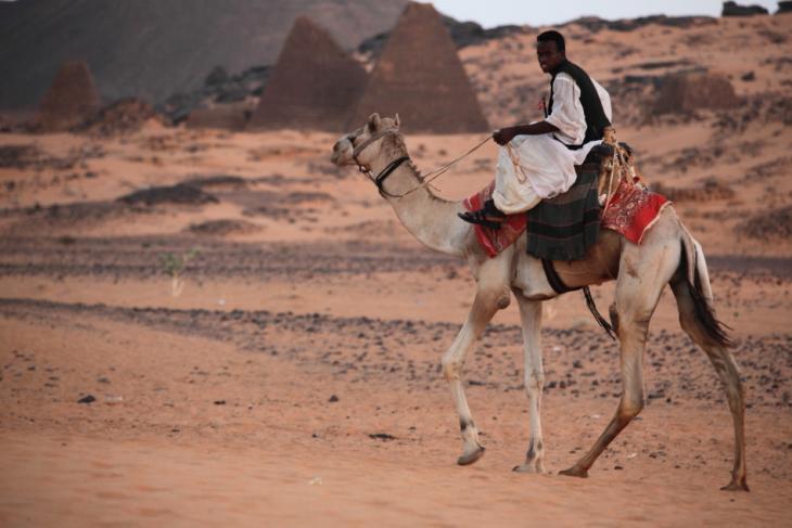Sudan 038 - Meroe