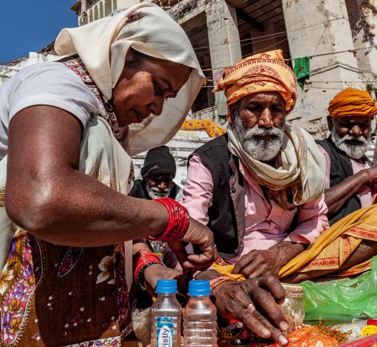 India - Madhya Pradesh - Omkareshwar 038