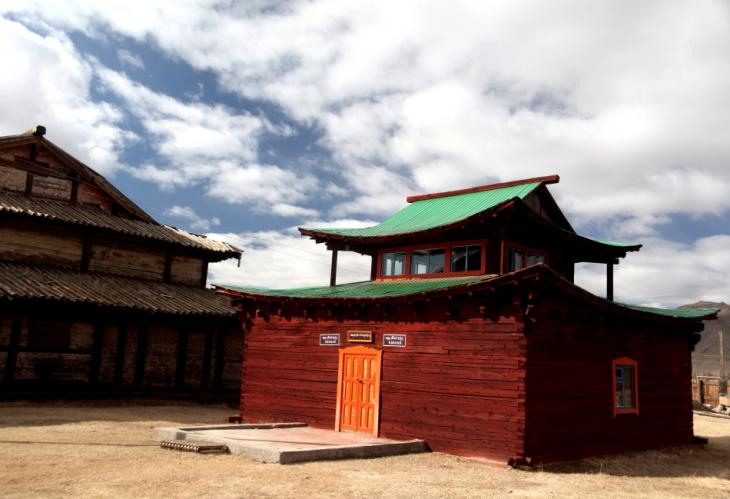 Mongolia 0394 - Jargalant