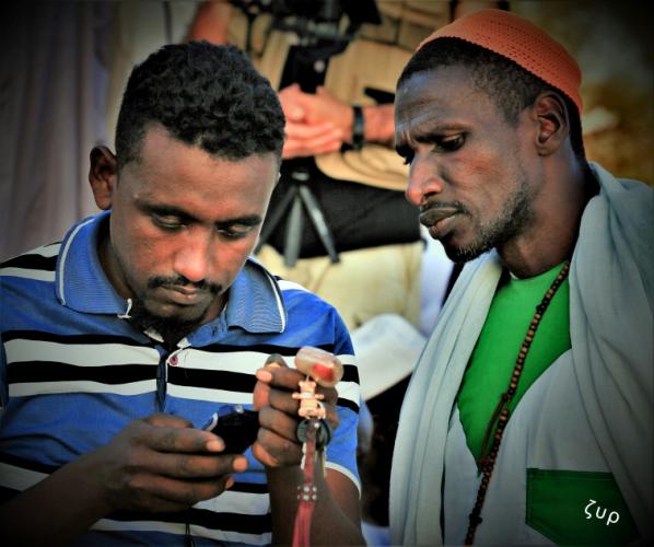 Sudan - Dervish ceremony 039