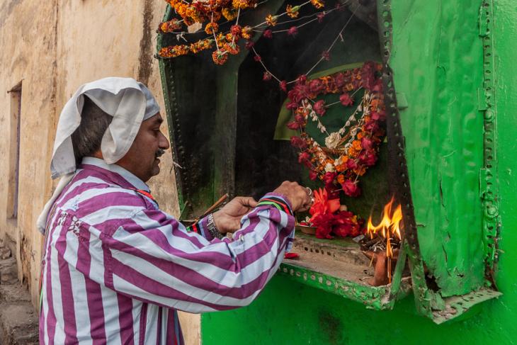 India - Madhya Pradesh - Bhopal 039