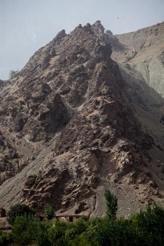 Tajikistan 040 - On the road to Kalaikum