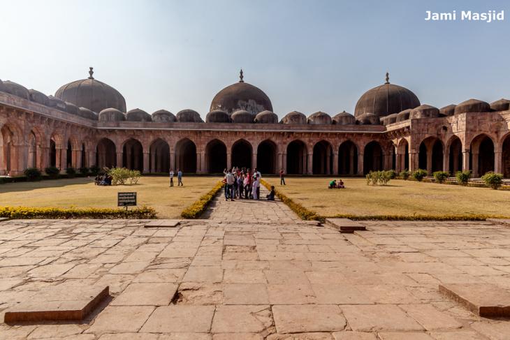 India - Madhya Pradesh - Mandu 040