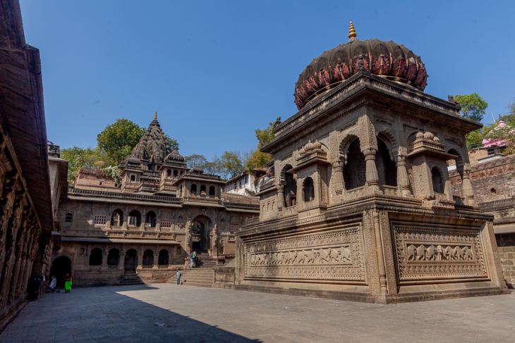 India - Madhya Pradesh - Maheshwar 040