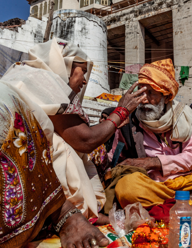 India - Madhya Pradesh - Omkareshwar 040