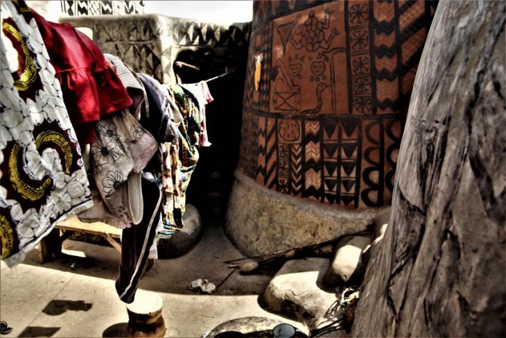 Burkina Faso -Tiebele 040