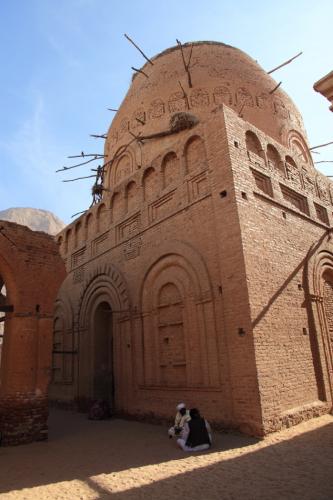 Sudan - Kassala 041 - Khatmiyya Hasan tomb