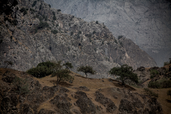 Tajikistan 041 - On the road to Kalaikum