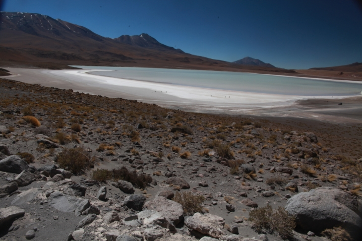Bolivia - Itinerary Sur Lipez-Tupiza 041 / Laguna Hedionda