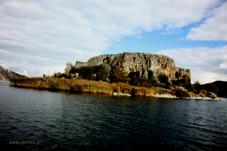 Albania 042 - Prespa lake