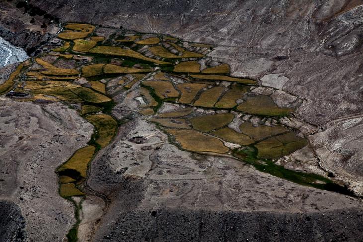 Tajikistan 042 - Wakhan Valley - On the road