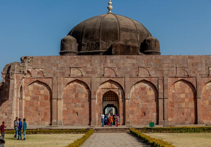 India - Madhya Pradesh - Mandu 042