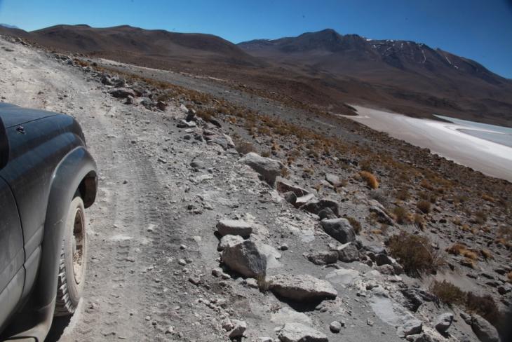 Bolivia - Itinerary Sur Lipez-Tupiza 042 / Laguna Hedionda