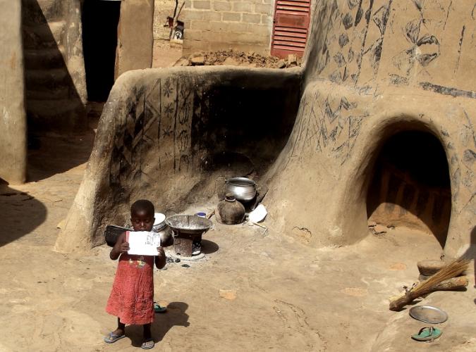 Burkina Faso -Tiebele 042