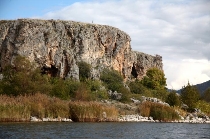 Albania 043 - Prespa lake
