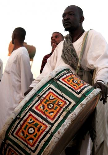 Sudan - Dervish ceremony 043