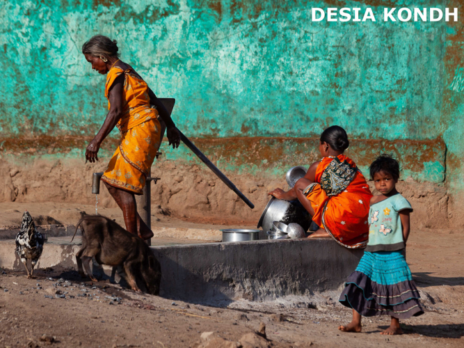 India - Odisha 043 -Desia Kondh village on the way to Rayagada