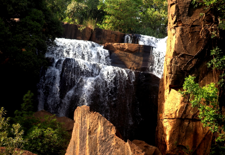 Burkina Faso 043 - Banfora - The waterfalls