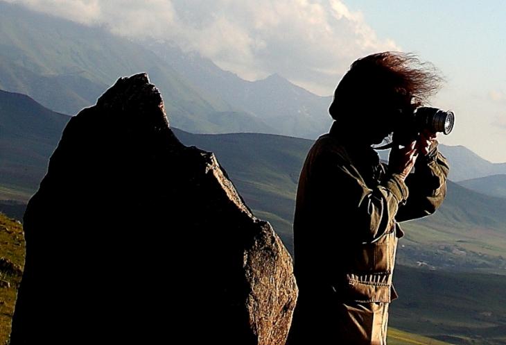 Armenia 044 - Ζorats Κarer