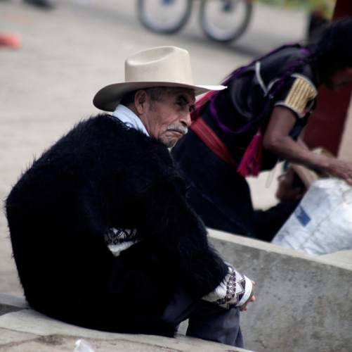 Mexico - San Cristobal surroundings 044 - San Juan Chamula
