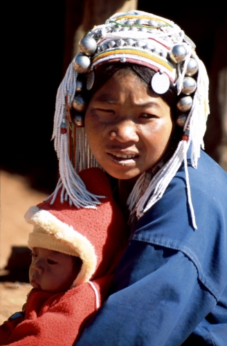 Myanmar - Golden Triangle 044 - Akha area