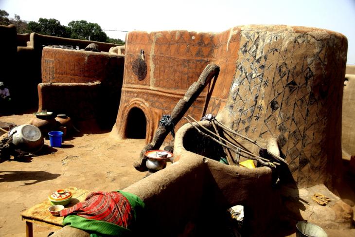 Burkina Faso -Tiebele 044