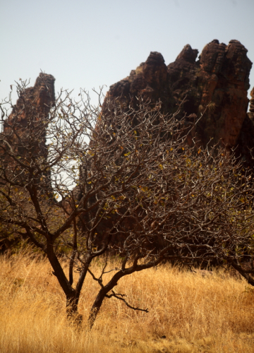 Burkina Faso 044 - Pics de Sindou