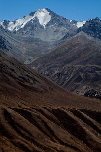 Tajikistan 045 - Wakhan Valley - On the road