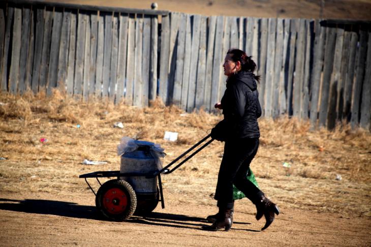 Mongolia 0467 - Tergiin Tsagaan Nuur - Tariat