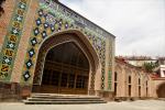 Armenia - Yerevan 046 - Blue Mosque