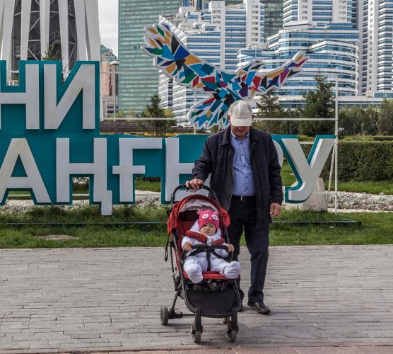Kazakhstan - Astana (Nursultan) 046