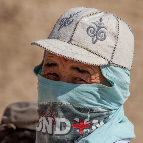 Kazakhstan - South 046 - Sauran
