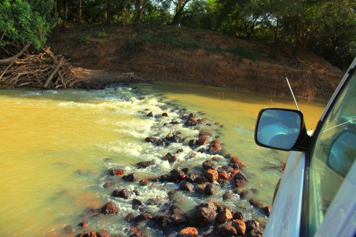 Burkina Faso - National Parks W & Arly 046