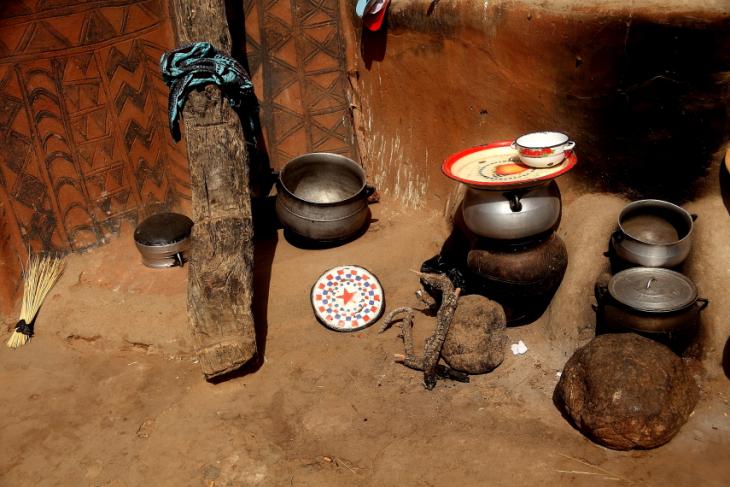 Burkina Faso -Tiebele 046
