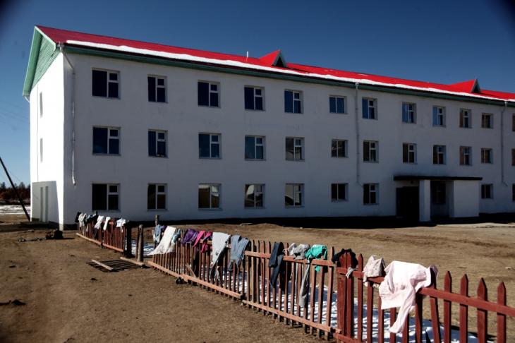 Mongolia 0478 - Tergiin Tsagaan Nuur - Tariat