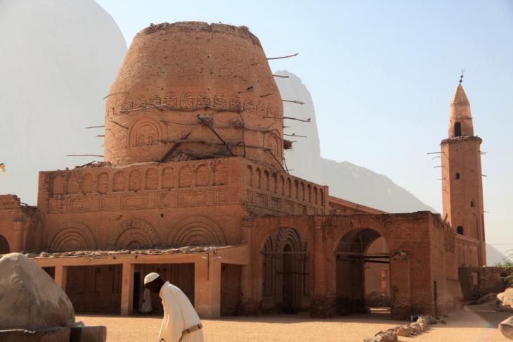 Sudan - Kassala 047 - Khatmiyya Hasan tomb